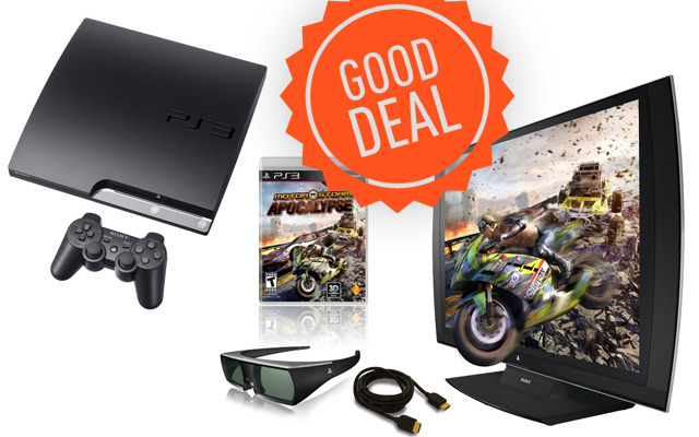 Good Deal PlayStation 3D Display Bundle 640