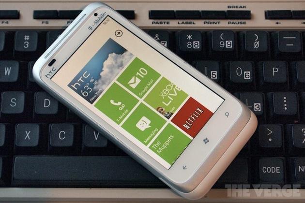 HTC Radar 4G review hero