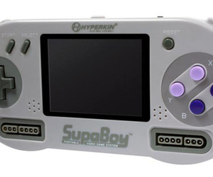SupaBoy Handheld SNES Console