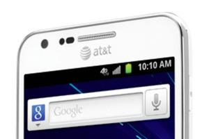 Samsung Galaxy S II Skyrocket (white)