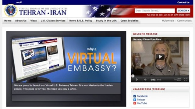 Virtual Embassy Tehran