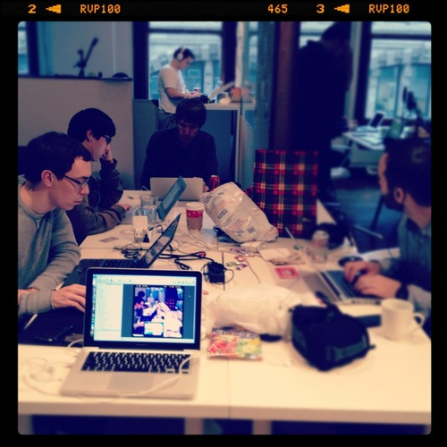 Verge Office Instagram