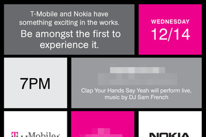 Nokia T-Mobile invite