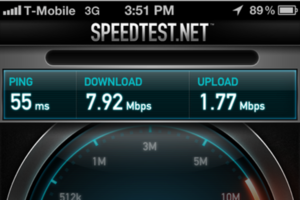 iPhone on T-Mobile 3G