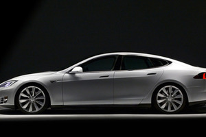 Tesla Model S Electric Sedan