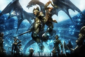Final Fantasy Square Enix