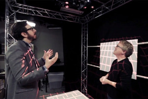 Kinect Fusion and Lightspace Tour