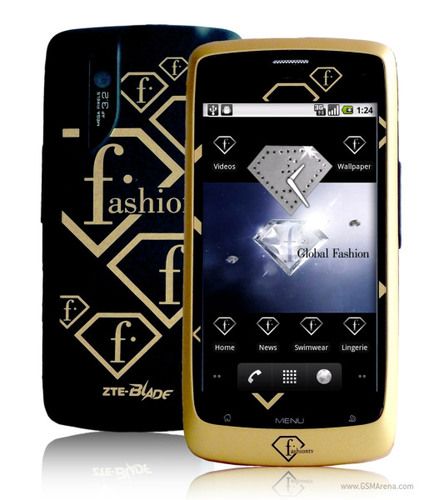ZTE Fashion TV phone
