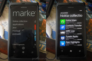 Nokia Collections On Windows Phone 7