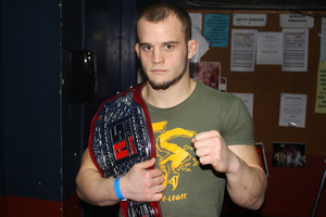 Mitch Gagnon to Make UFC Debut at 149 in Calgary