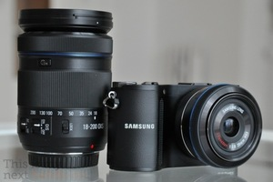 samsung nx 200