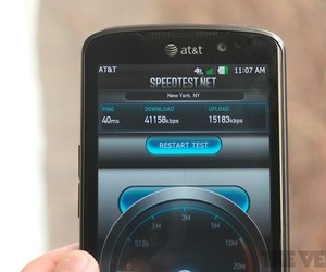 LG Nitro HD LTE
