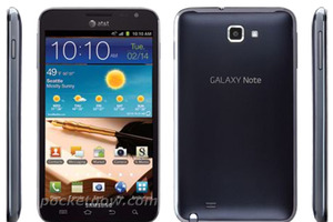 Samsung Galaxy Note AT&amp;T PocketNow