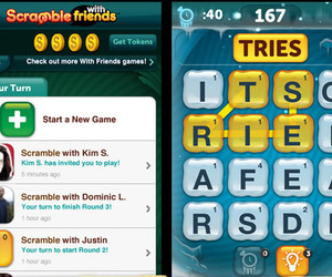 Scramble With Friends