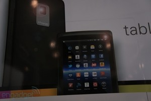 Polaroid Tablet Engadget