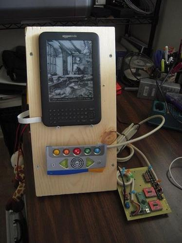 Frankenkindle Johnson