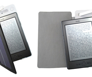 The SolarFocus SolarKindle Cover