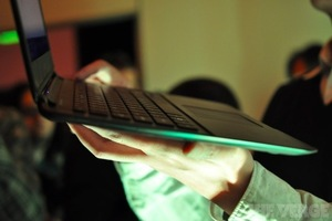 Gallery Photo: Acer Aspire S5 hands-on photos