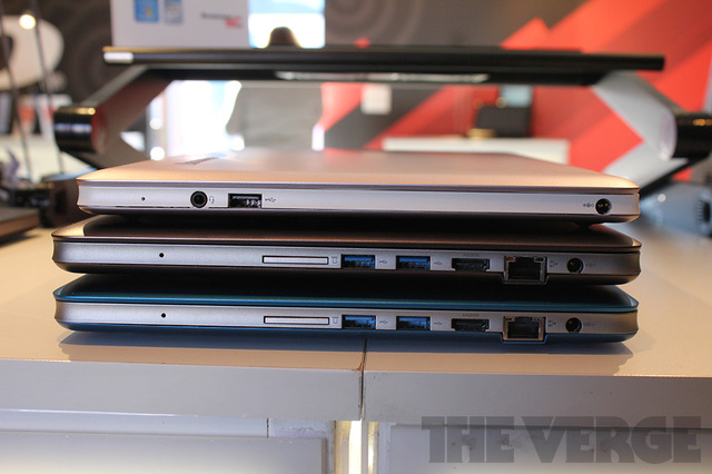 Gallery Photo: Lenovo IdeaPad U310 / U410 hands-on