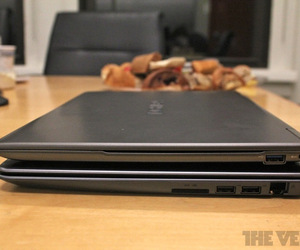 Gallery Photo: Toshiba's 14-inch Satellite ultrabook