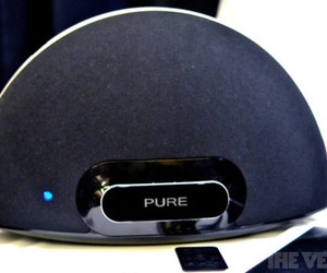 Gallery Photo: Pure Radio at CES 2012