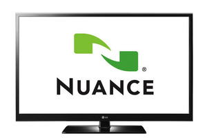 Nuance Dragon TV
