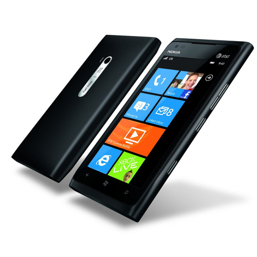 Nokia Lumia 900 official black