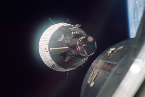 Gemini Capsule Nose Docking