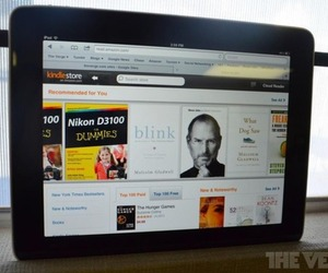 Amazon Kindle Store iPad