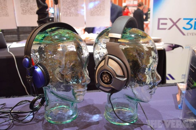 Gallery Photo: Sennheiser HD 25 Amperior and HD 700 headphones hands-on pictures