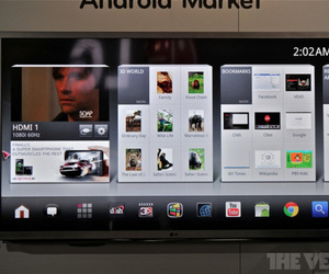 Gallery Photo: LG Smart TV with Google TV hands-on photos