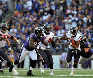 NFL Playoffs 2012 - Road To Indianapolis: Texans Vs. Ravens AFC Wild Card Preview
