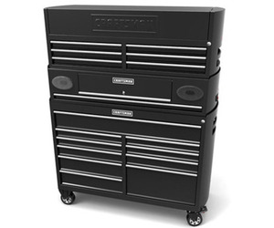 Craftsman Bluetooth toolchest