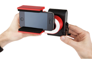 lomokino smartphone holder