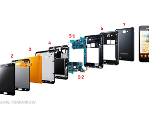 Samsung Galaxy Note Teardown