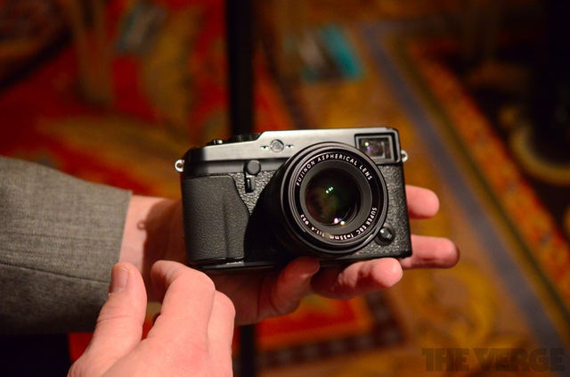 Gallery Photo: Fujifilm X-Pro1 hands-on pictures