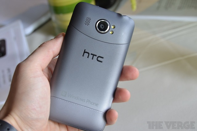 Gallery Photo: HTC Titan II for AT&amp;T first hands-on