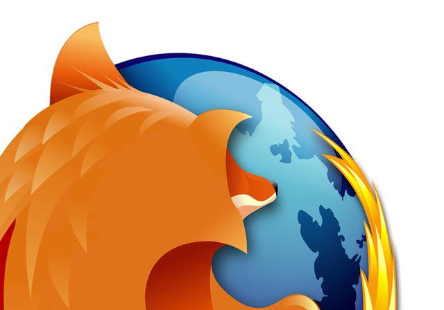 Firefox Logo Closeup