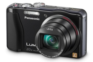Gallery Photo: Panasonic Lumix ZS, SZ, FH, TZ line refresh press pictures
