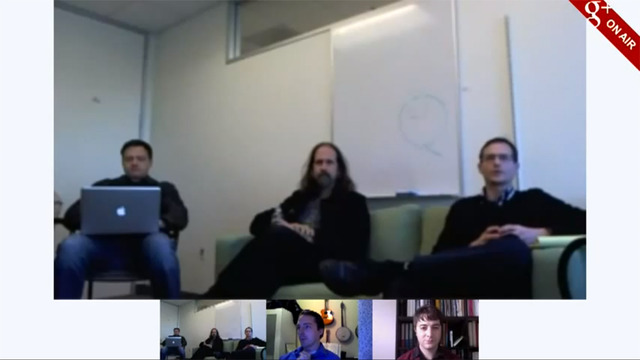 Android Developers Google+ Hangout