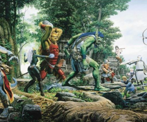 EverQuest art