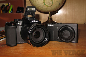 Nikon P510 and P310 group photo