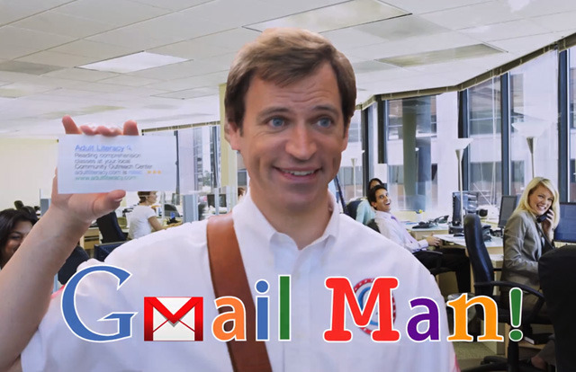 Gmail Man