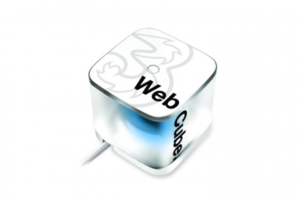 Three Wireless Web Cube