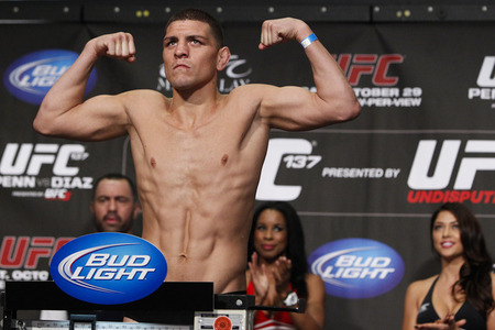 UFC 143 Weigh-In Results: Diaz vs. Condit - MMA Fighting