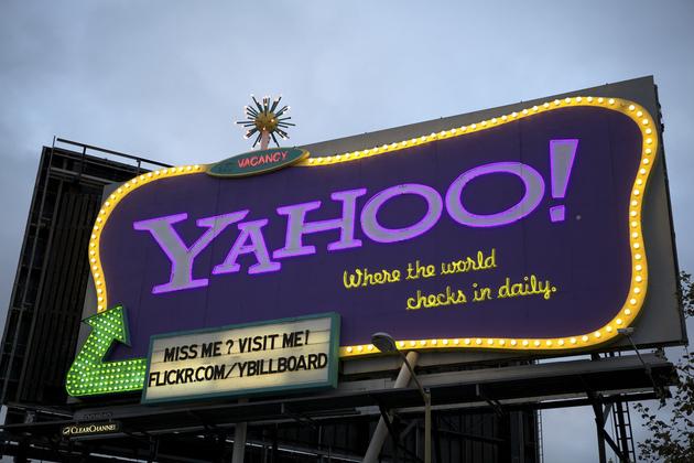 Yahoo Billboard (Flickr)