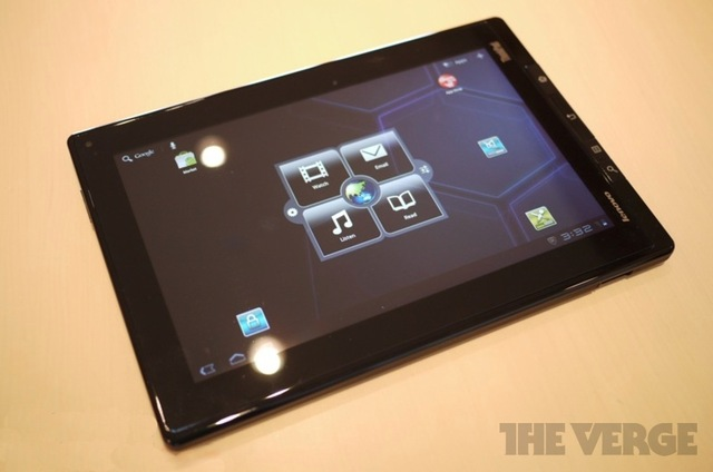 ThinkPad Tablet-VERGE watermark