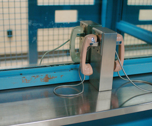 Prison phone