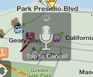 Waze iOS