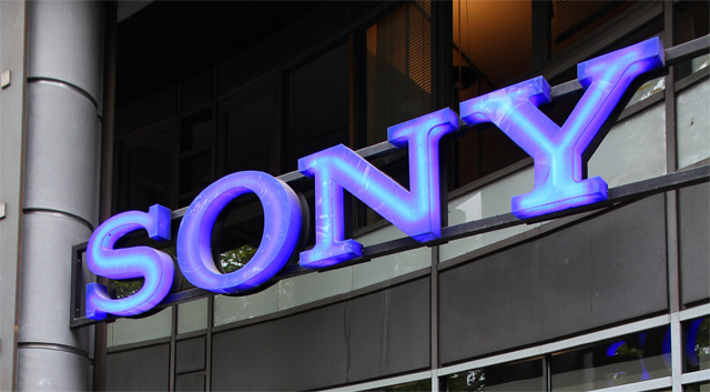 Sony sign (SHUTTERSTOCK)